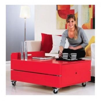 Кофейный стол-кровать