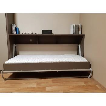 Комплект шкаф-кровать Smart 508 B горизонтальный 100/190/200 см