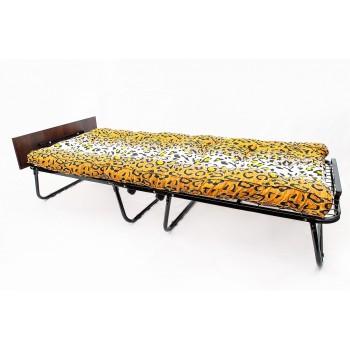 Раскладная кровать Адель-80 на стальной сетке с матрасом