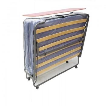 Двуспальная раскладушка с матрасом LUXOR NEW DOUBLE MINI 120*200