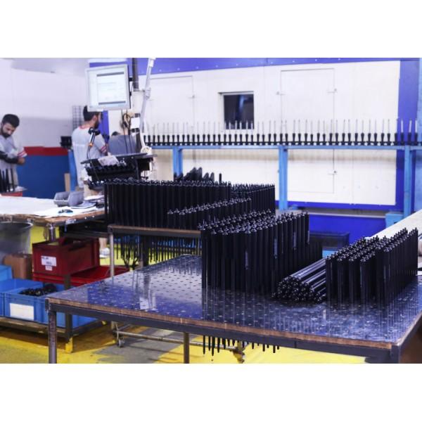 Блокируемый газлифт, газовый амортизатор, пружина TGS L-420 мм. 350N TGS Tunalift VAMNADO
