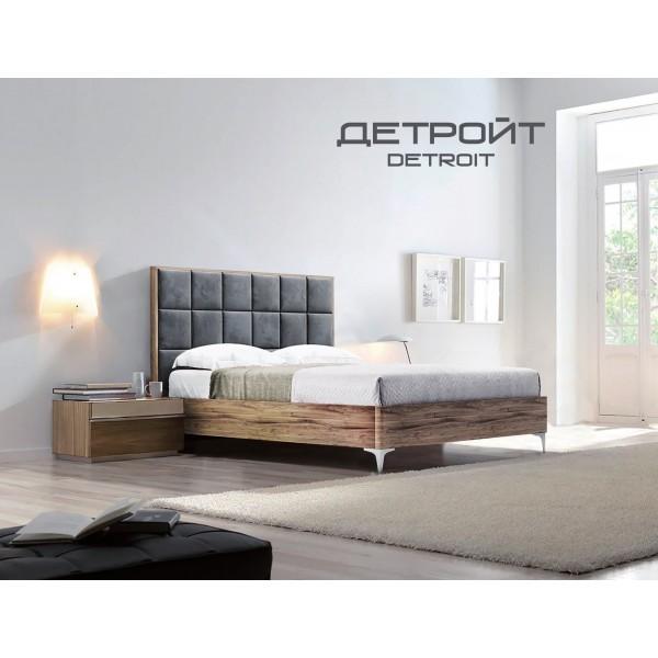 Кровать Детройт Green Sofa GreenSofa VAMNADO