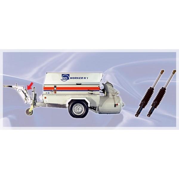 Блокируемый газлифт, газовый амортизатор, пружина TST lift для процедурных столов TST lift VAMNADO