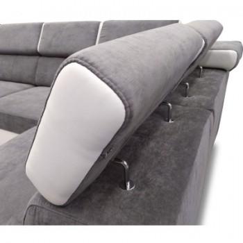 Механизмы подголовников дивана