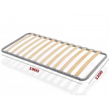 Ортопедическое основание кровати 1200*1900/2000 Летто де Люкс