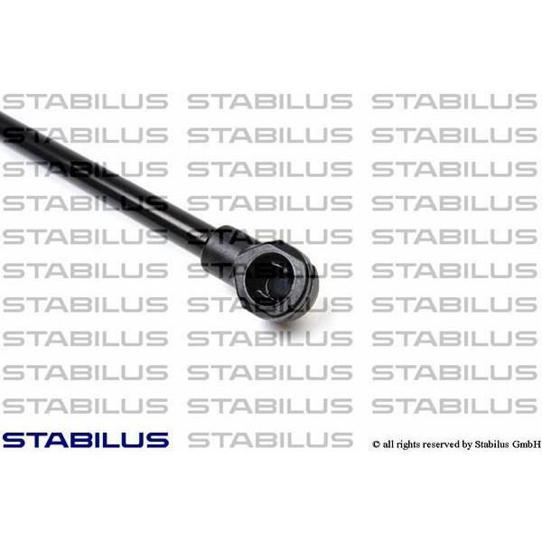 Газовые пружины, газлифты, амортизаторы STABILUS- 0849KY L= 32,6 см. H= 9,5 см. 580 N STABILUS VAMNADO