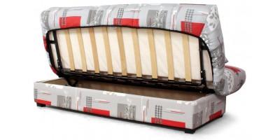Чем диван с механизмом клик-кляк отличается от дивана книжки