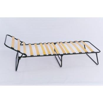 Раскладная кровать Дана на ламелях с матрасом
