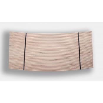 Гнуто-клееные ламели для французских раскладушек ширина 1200*60*11 мм.