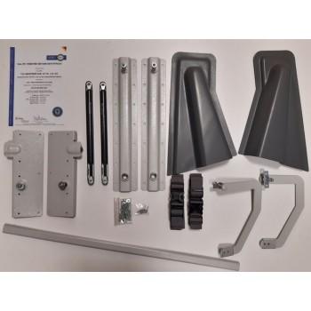 Механизм шкаф кровать вертикальный TGS 504 TUNATEK 350-1200N Турция SUSPA VAMNADO