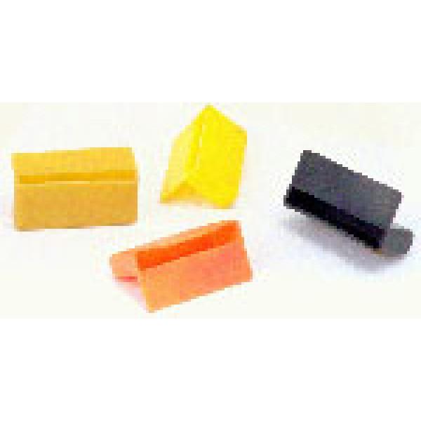 Регулятор жесткости ламелей 38, 53 мм черный, желтый Ukraine VAMNADO