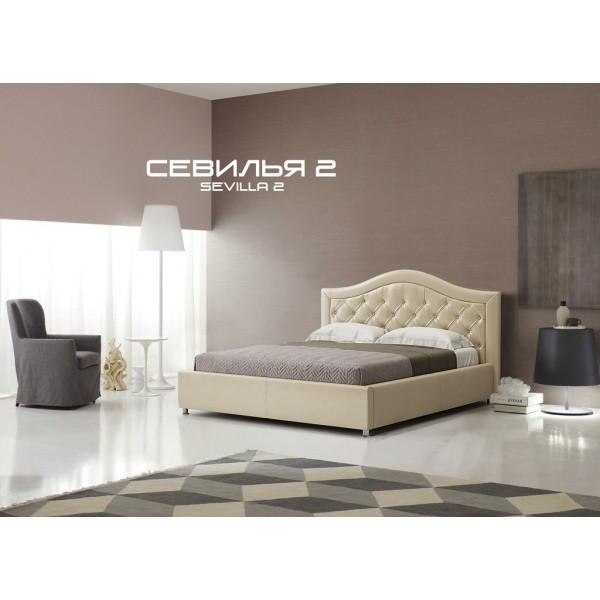 Кровать Севилья-2 Green Sofa Ukraine VAMNADO