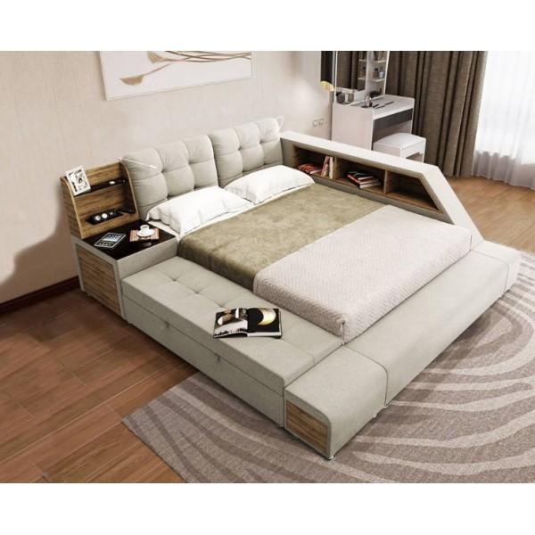 Кровать модульная Атланта Green Sofa GreenSofa VAMNADO