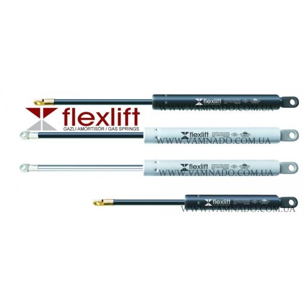 Газовая пружина, газлифт, амортизатор Flex lift 302 мм 1700N Турция Flexlift VAMNADO