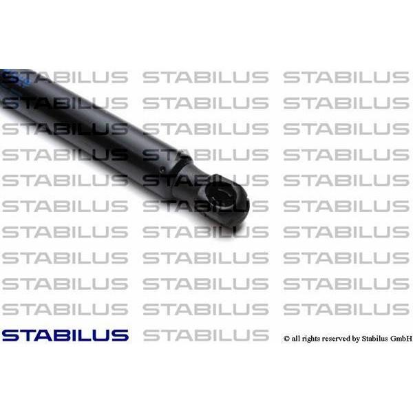 Газовые пружины, газлифты, амортизаторы STABILUS- 501695 L= 45,5 см. H= 18,1 см. 410 N STABILUS VAMNADO