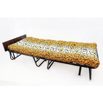 Раскладная кровать Микс-80 на ламелях с матрасом