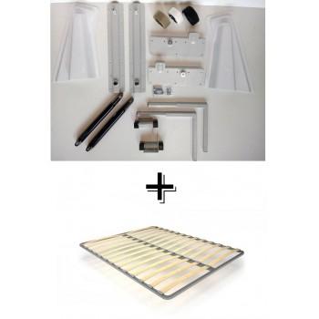 Комплект шкаф-кровать Smart 508 Г вертикальный 120/190/200 см