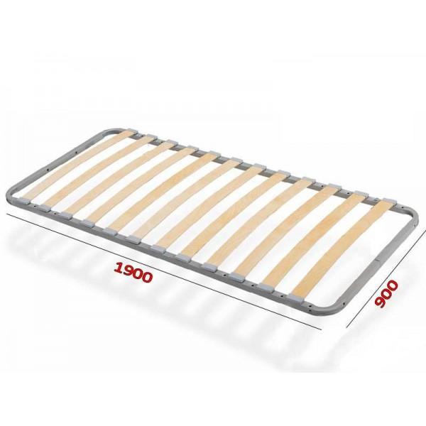Ортопедическое основание для кровати 900x1900/200 Летто де Люкс Via Ferrata  VAMNADO