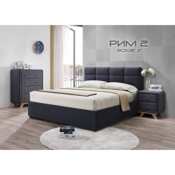 Кровать Глейд Рим-2 Green Sofa Ukraine VAMNADO