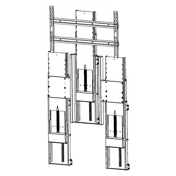 Моторизированный мебельный TV -лифт VENSET TS-2000C Дания VenSet VAMNADO