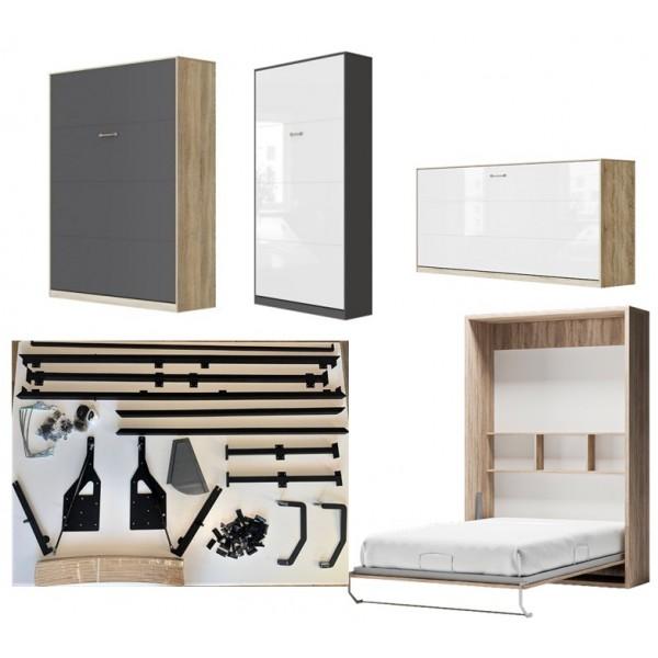 Шкаф кровать вертикальная Smart bed 160х200 S-36 мм VAMNADO VAMNADO