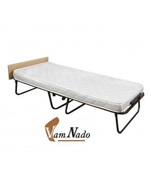 Раскладная кровать Адель-90 Люкс на сетке с матрасом 10 см
