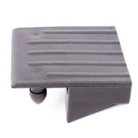 Латодержатель упорный 53 УП на трубу 30 мм. серый