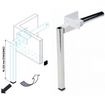 Ножки квадратные к механизму поднятия шкаф-кровати Турция