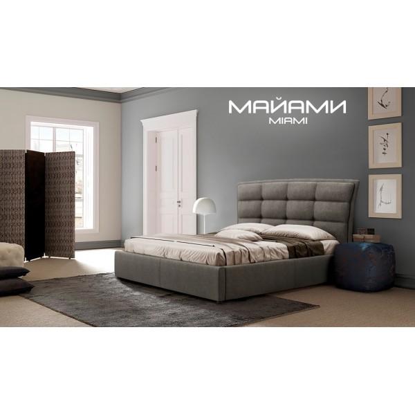 Кровать Маями Green Sofa Ukraine VAMNADO