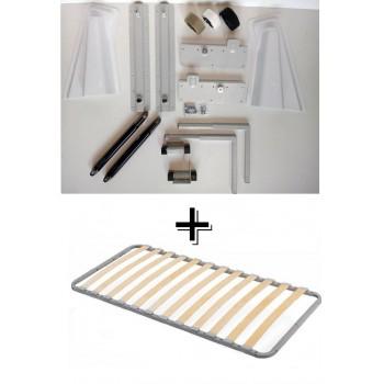 Комплект шкаф-кровать Smart 508 Г вертикальный 100/190/200 см