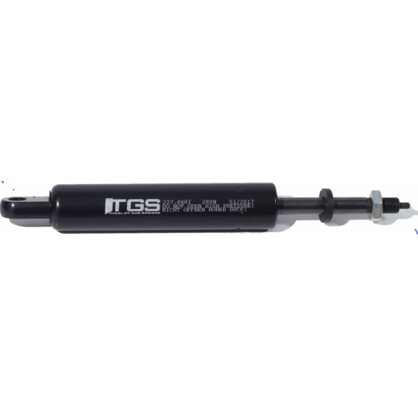 Блокируемый газлифт, газовый амортизатор, пружина TGS L-220 мм. 200N TGS Tunalift VAMNADO