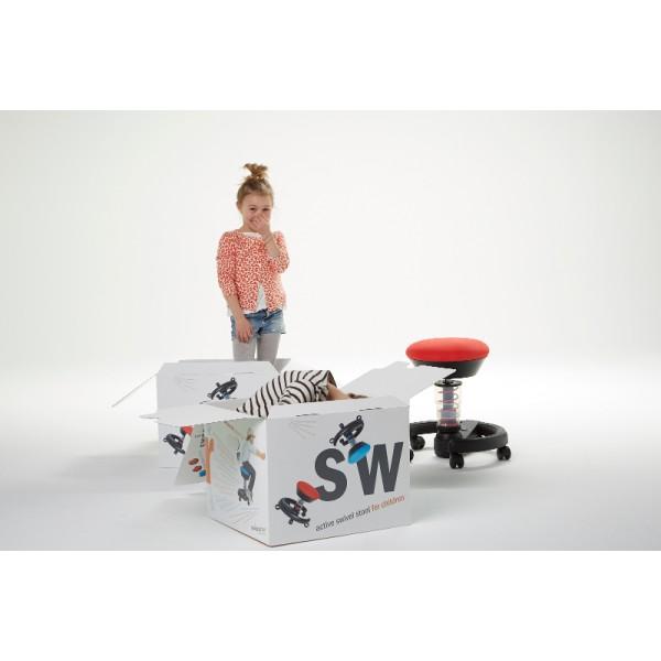 Активный стул для детей Swoppster AERIS Германия FRAPETT VAMNADO
