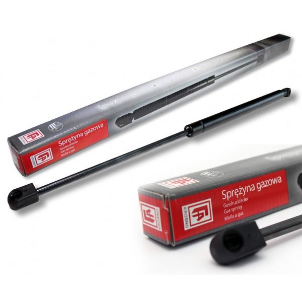 Газовый амортизатор, газлифт FA KROSNO 23092 для автомобилей L= 585 мм. H= 255 мм. 400 N FAKrosno VAMNADO