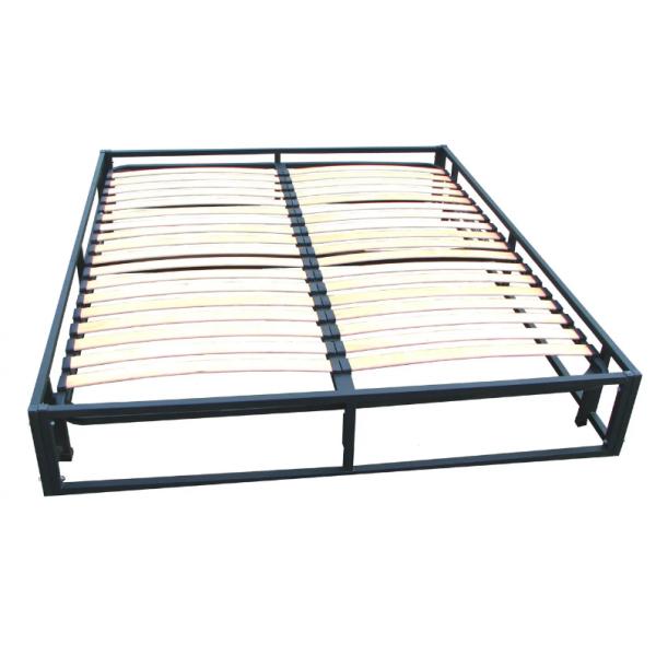 Двуспальный каркас кровати вкладной с подъемным механизмом и основанием (с фиксатором) Ukraine VAMNADO