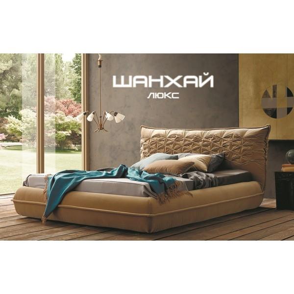 Кровать Шанхай Люкс Green Sofa Ukraine VAMNADO