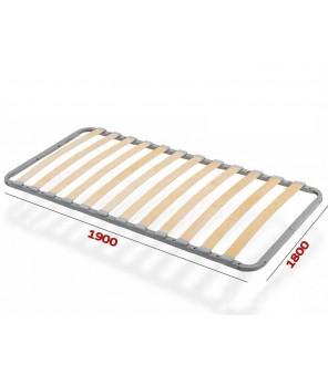 Ортопедическое основание кровати 1800*1900/2000 Летто де Люкс