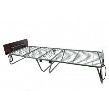 Раскладная кровать Адель-70 на стальной сетке с матрасом