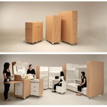 Жилая мебель-трансформер