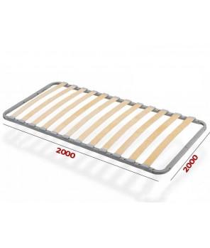 Ортопедическое основание кровати 2000*2000 Летто де Люкс