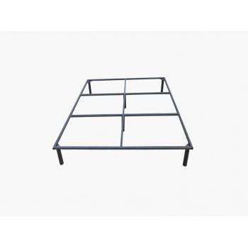 Рамка кровати двуспальная с ножками