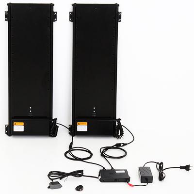 Лифт моторизованный для линейной видеостены 2х1 VENSET TS 700Cх2 vamnado купить тв-лифт винсет tv-lift venset тв-лифт для телевизора купить украина киев николаев vamnado
