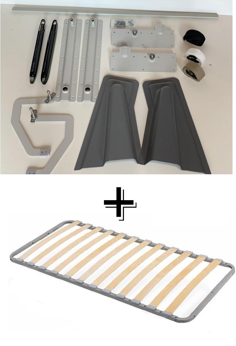Купить шкаф кровать smart 508B механизм поднятия шкаф кровати механизмы трансформации TGS Tunalift Stabilus SUSPA вертикальный, горизонтальный  украина, киев, николаев, vamnado