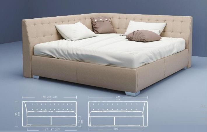 Купить Кровать Афины Green Sofa Николаев украина vamnado