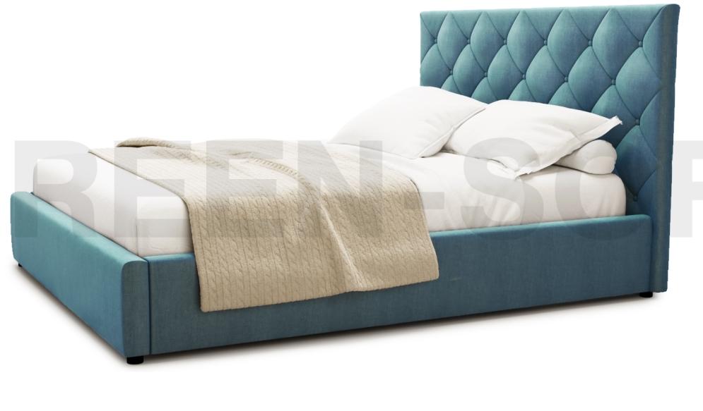 Купить Кровать Нью-Йорк ромбы Green Sofa николаев украина vamnado