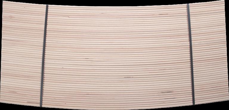 Купить гнуто-клееные ламели для французских раскладушек 1310, 1410. 1510, vamnado