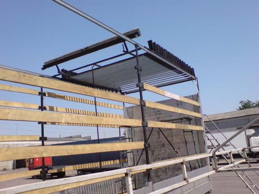 Купить газлифт газовая пружина амортизатор сдвижной крыши для кабин фургонов и прицепов vamnado